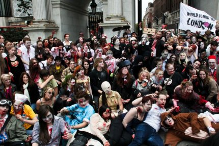 World Zombie Day London 2011