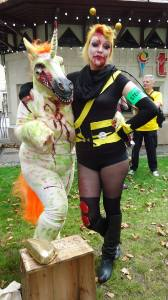 You could be a Zom-bee or a Zombicorn! Photo credit: Richard Young